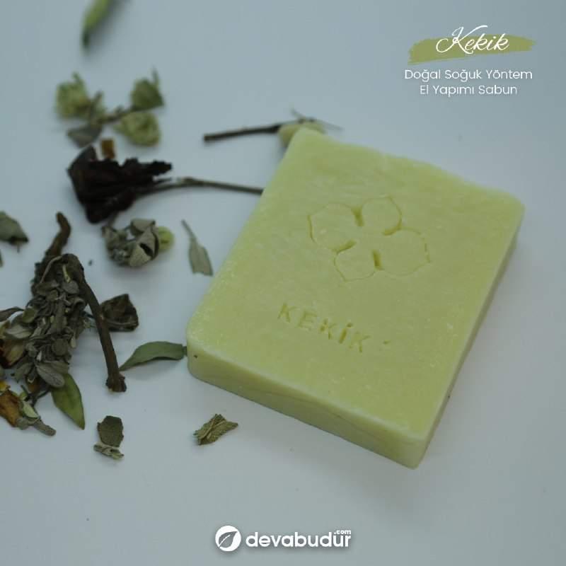 El Yapımı Doğal Kekik Sabunu 120 Gr