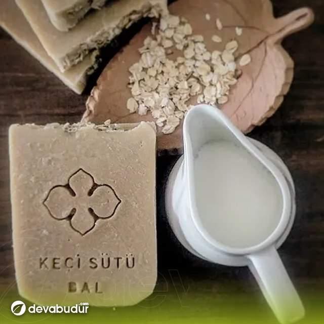 Doğal Keçi Sütü & Bal Sabunu 125 Gr