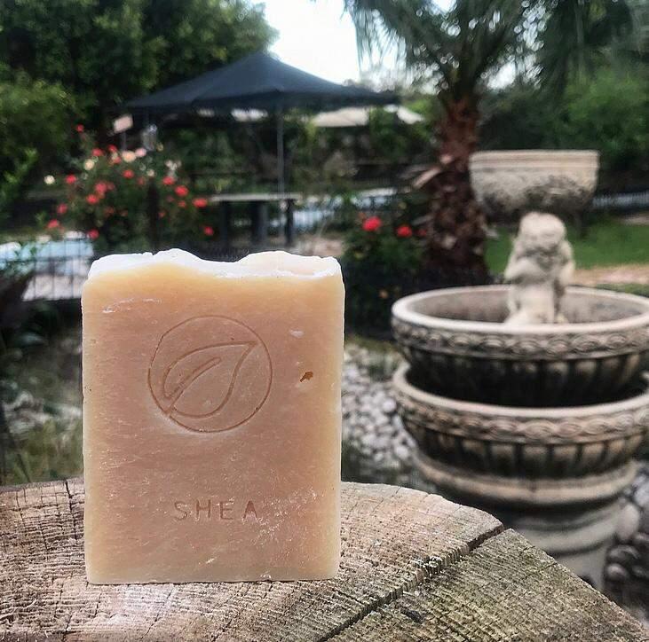 Doğal Şi Ağacı Yağı Shea Butter Sabunu 120 Gr