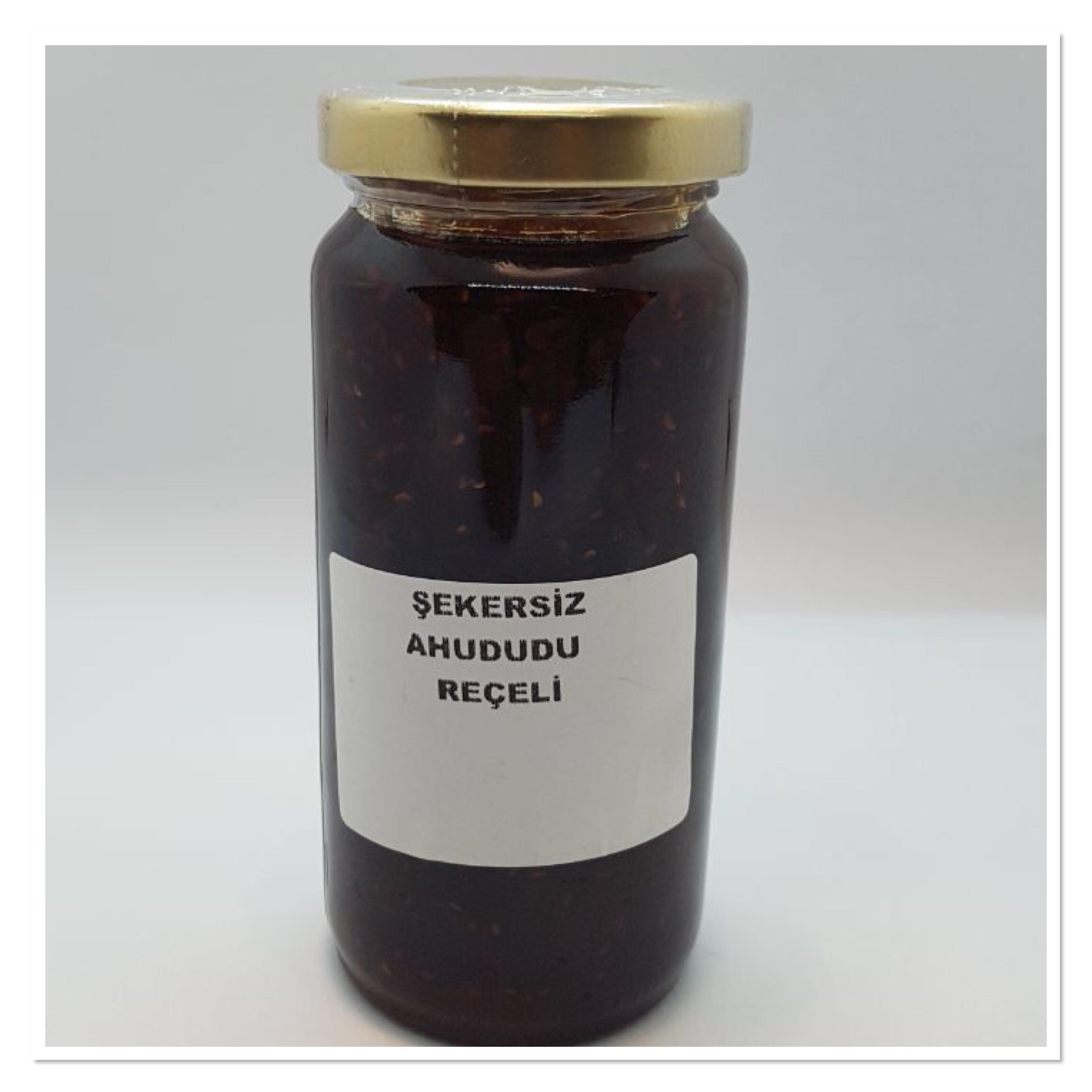 Şekersiz Ahududu Reçeli [300 gr]