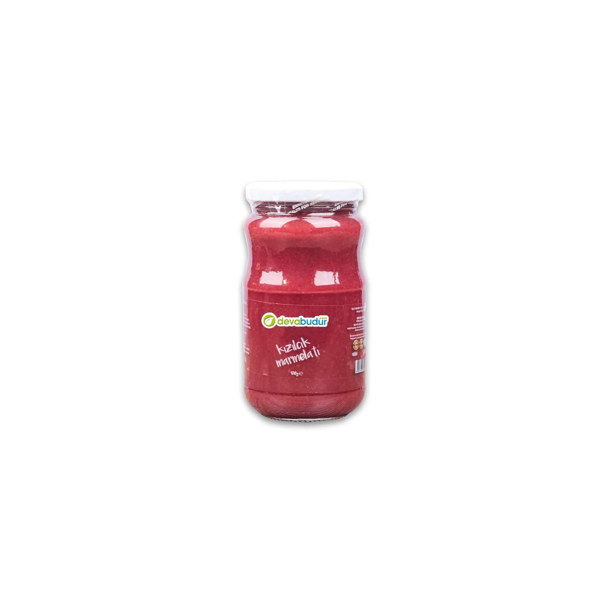 Kızılcık Marmelatı (420 gr)