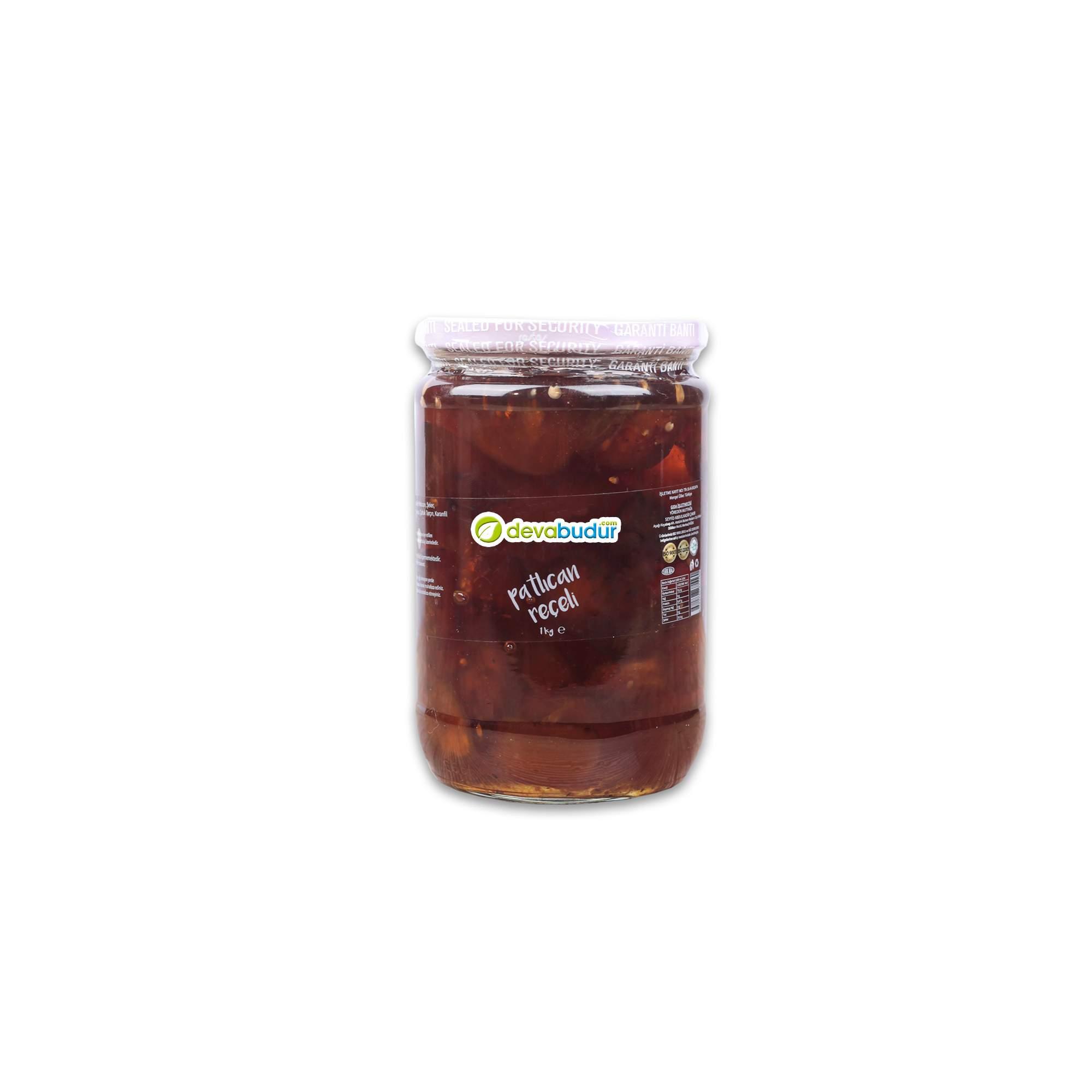 Patlıcan Reçeli (750 gr)