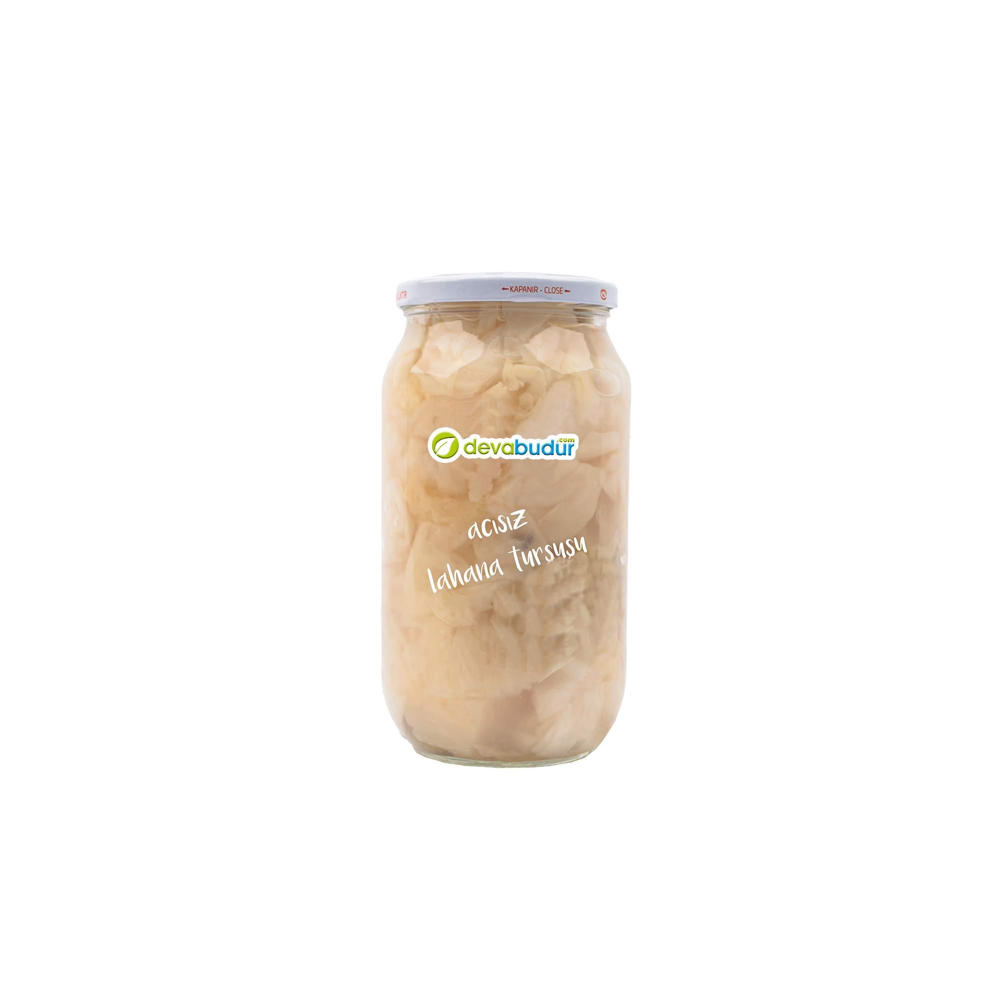 Lahana Turşusu (Acısız) [1 kg]