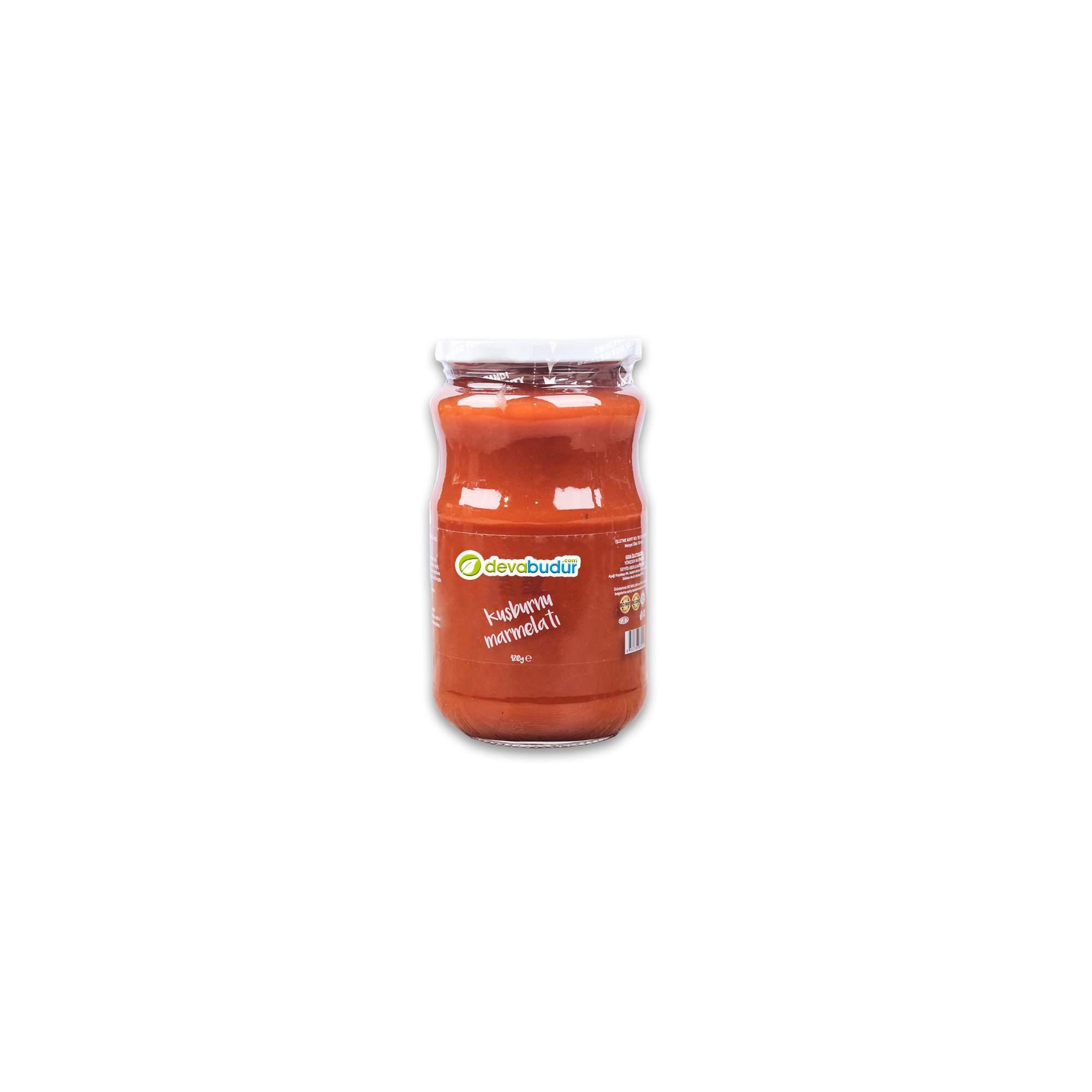 Kuşburnu Marmelatı (420 gr)