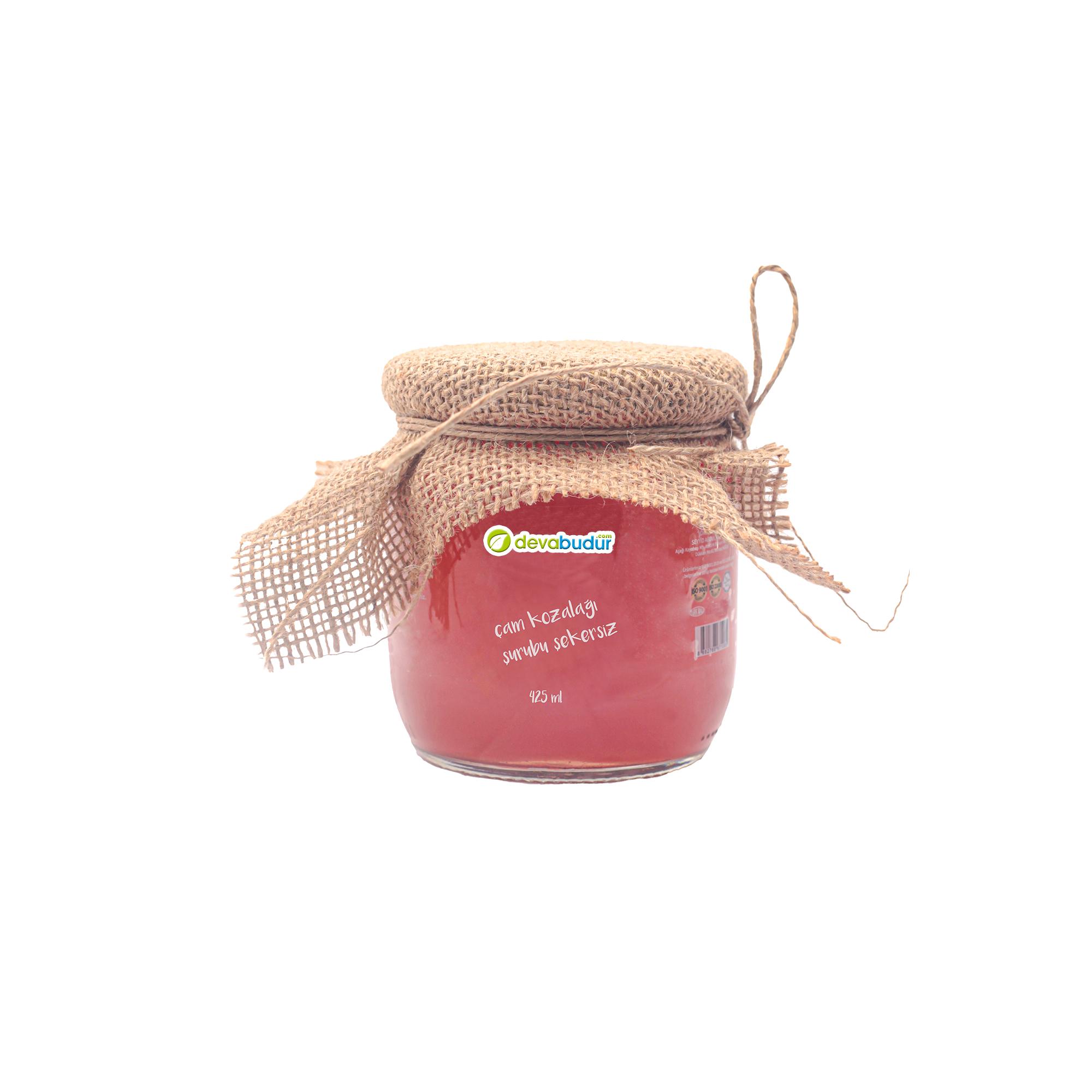 Çam Kozalağı Şurubu (Şekersiz) (425 ML)